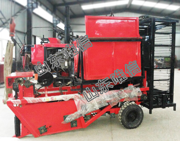 Crop Tuber Mini Combine Harvester