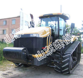 130-140 horsepower tracked tractor