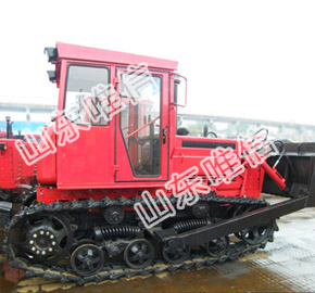 100-130Hp Agriculture Machinery Crawler Tractor
