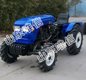 20 Hp 4 Wheels Drive Tractor