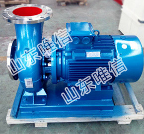ISW 2 Inch Single Stage Farm Irrigation Water Pump Horizontal Inline Centrifugal Pump