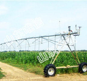Lateral Move Center Pivot Agricultural Sprinkler Irrigation  System