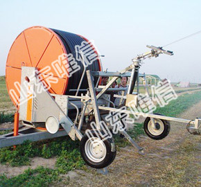 Agricultural Hose Reel Irrigation Sprinkler Systems