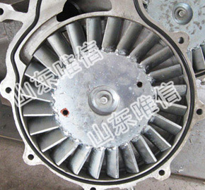 Irrigation Reel Sprinkler Parts Water Turbine