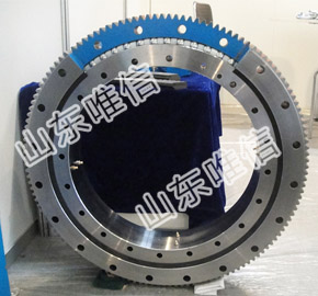 Slew Bearings Rotary Support Swing Circle