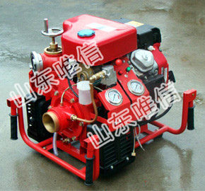 7HP Petrol Pump for Fire Fighting