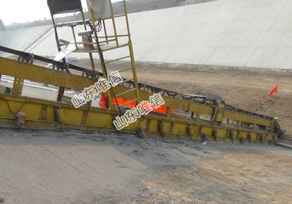 Water Conservancy Construction Channel Concrete Lining Machine