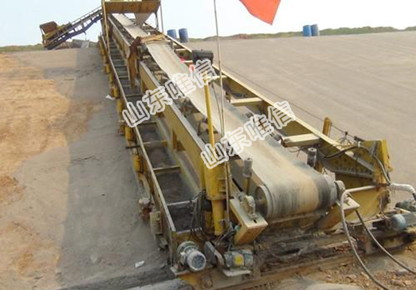 Engineering Dedicated Channel Lining Machine