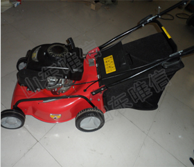 Hand Push Gasoline Lawn Mower