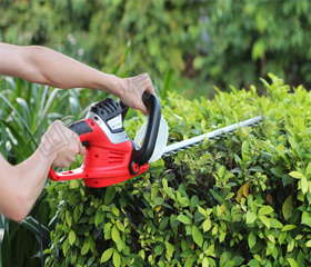 18V Li-ion Battery Cordless Electric Hedge Trimmer