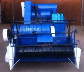 4LZ-1.2 Mini Combine Harvester for Harvesting Rice Wheat