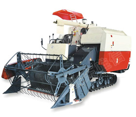 4LZ-4.0 Rice Combine Harvester