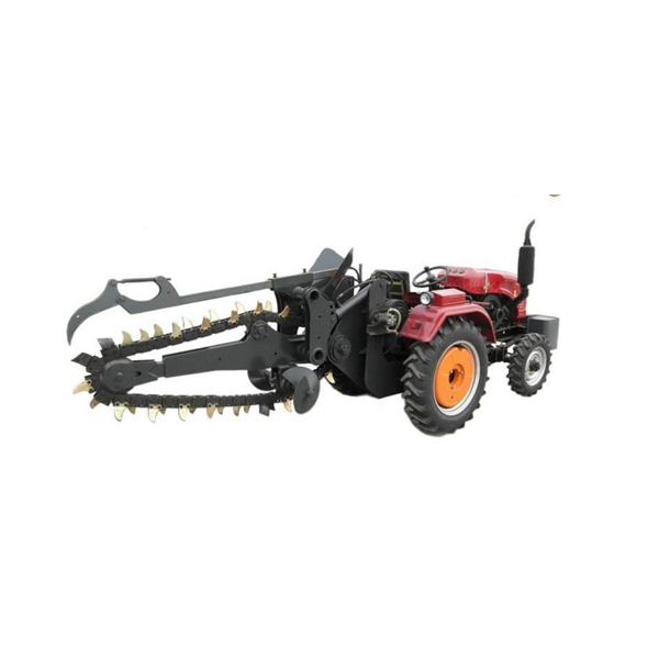 CE Approved Advanced Chain Ditcher